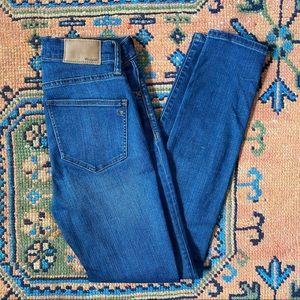 Madewell Roadtripper Jeans Jansen Wash Size 25